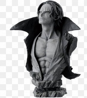 The Rough Edges - Shanks Roronoa Zoro Figurine Nami Monkey D. Luffy PNG