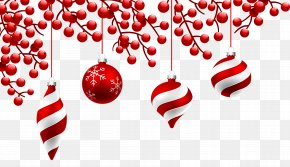 Christmas - Christmas Decoration Christmas Ornament Clip Art PNG