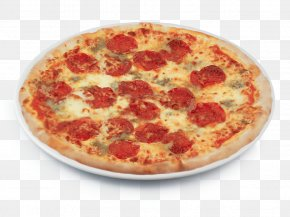 Salam - Sicilian Pizza California-style Pizza Salami Cheese PNG