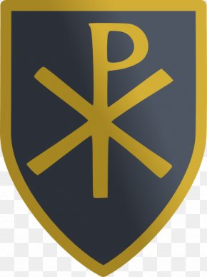 Christian Cliparts Romans - Shield Christianity Symbol Clip Art PNG