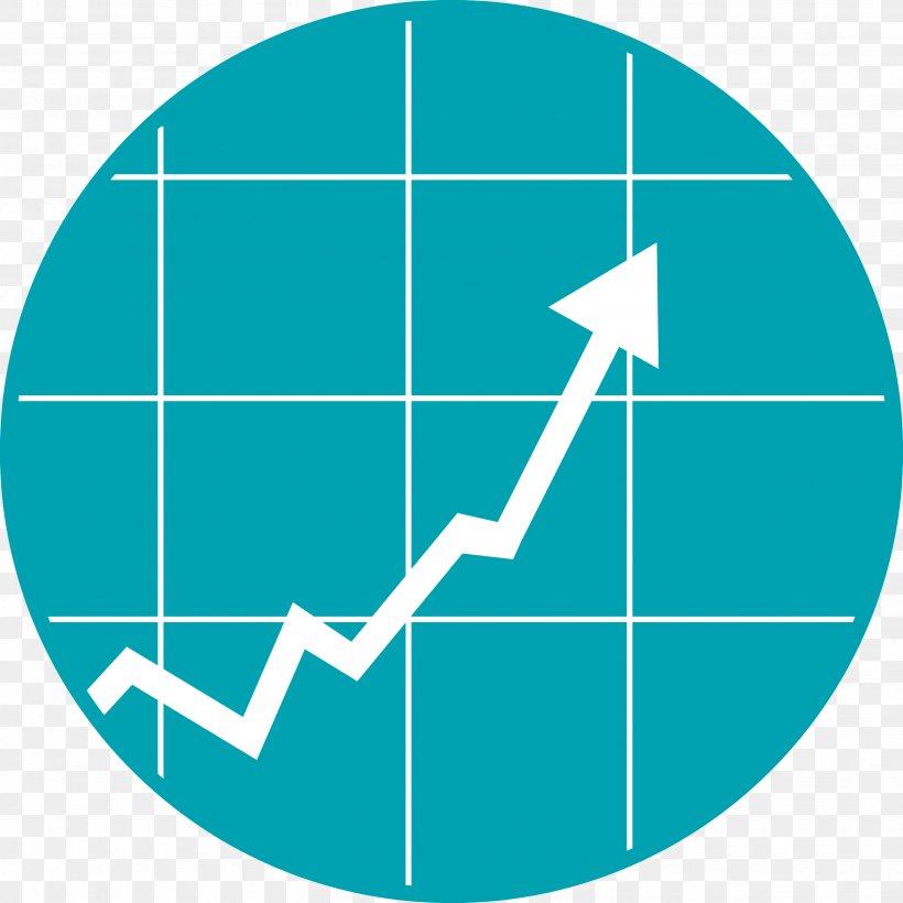 Stock Market Investment Icon, PNG, 2672x2672px, Stock Market, Aqua, Area, Azure, Diagram Download Free