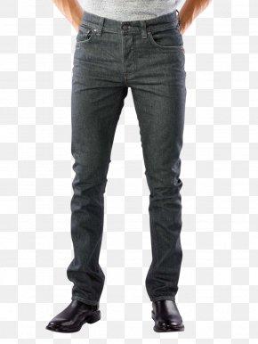 Gray Jeans Denim - T-shirt Jeans Denim Slim-fit Pants PNG