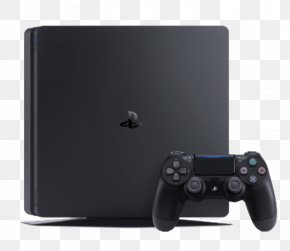 Playstation - Sony PlayStation 4 Slim The Last Of Us Call Of Duty: WWII PNG