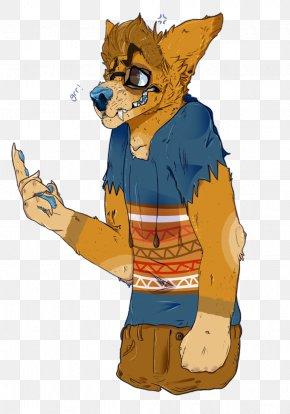 Dog - Canidae Dog Cartoon Costume Design PNG
