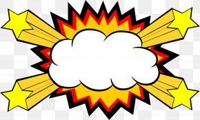 Bomb - Comic Book Comics Speech Balloon Clip Art PNG