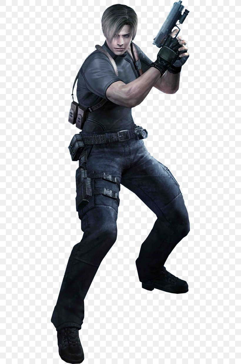 Resident Evil 4 Resident Evil 6 Resident Evil The Darkside Chronicles Leon S Kennedy Resident Evil 2 Png 474x1239px Resident Evil 4 Ada Wong Chris Redfield Claire Redfield Jack Krauser Resident Evil 4 Download Free