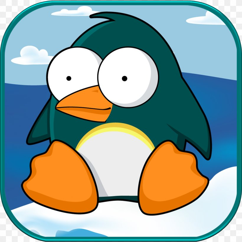 Penguin Cartoon Clip Art, PNG, 1024x1024px, Penguin, Animation, Artwork, Beak, Bird Download Free