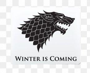 Mug - Daenerys Targaryen House Stark Mug Winter Is Coming Jon Snow PNG