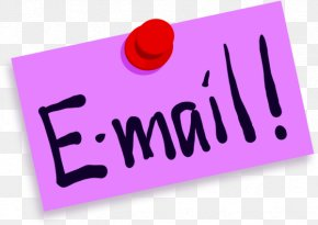 Thumbtack Cliparts - Email Free Content Clip Art PNG