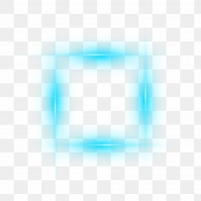 Blu Ray Effect Elements - Blue Turquoise Pattern PNG