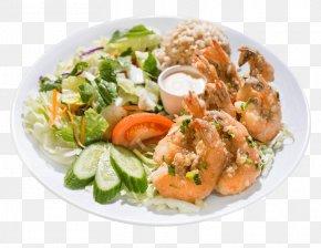 Shrimps - Cuisine Of Hawaii Spam Musubi Roast Beef L&L Hawaiian Barbecue Restaurant PNG