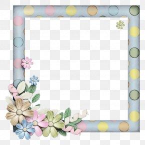 Rectangle Interior Design - Background Flower Frame PNG