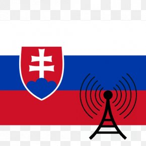 Flag - Flag Of Slovakia Stock Photography PNG