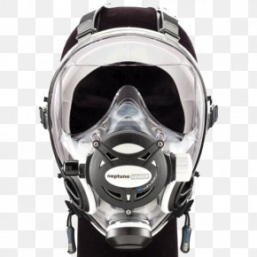 Mask - Full Face Diving Mask Diving & Snorkeling Masks Scuba Diving Underwater Diving Diving Regulators PNG