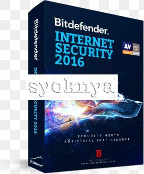 Computer - Bitdefender Internet Security Antivirus Software 360 Safeguard Computer Security PNG