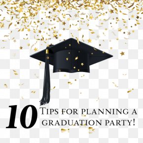 Graduation - Graduation Ceremony Square Academic Cap Stock Photography Confetti PNG