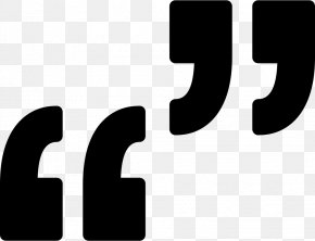 Quotation - Quotation Mark PNG