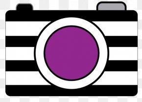 Pink Camera Cliparts - Camera Free Content Clip Art PNG