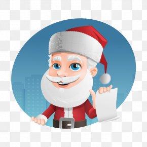 Vector Santa Claus - Santa Claus Illustration PNG