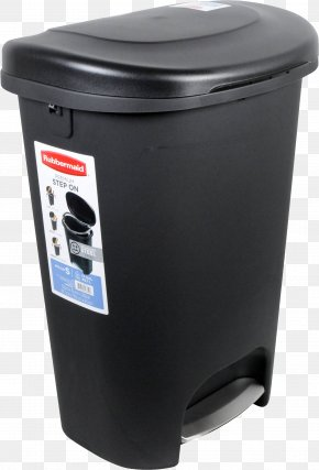 Trash Can - Waste Container Recycling Bin Lid Tin Can PNG
