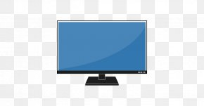 Monitors - Computer Monitors Display Device LCD Television Television Set Output Device PNG