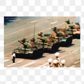 Tiananmen - Tiananmen Square Protests Of 1989 Chang'an Avenue Tank PNG