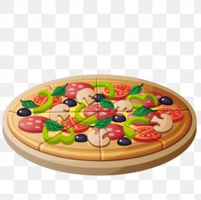 Delicious Pizza - Pizza Hut Fast Food Royalty-free PNG