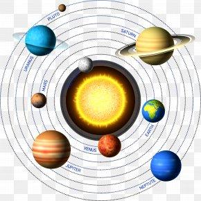 Stellar Universe - Planet PNG