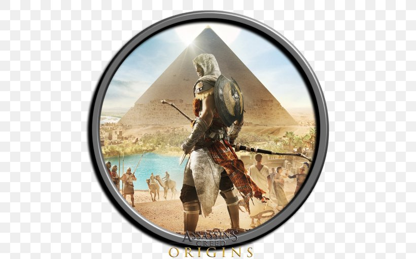Assassin's Creed: Origins Assassin's Creed IV: Black Flag Assassins Video Game IPhone 6, PNG, 512x512px, 4k Resolution, 8k Resolution, Assassins, Clock, Iphone 6 Download Free