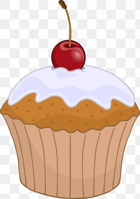 Ice Cream - Cakes And Cupcakes Muffin Birthday Cake Frosting & Icing PNG