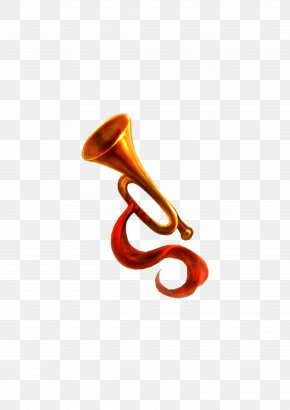 Horn - Trumpet Musical Instrument Suona PNG