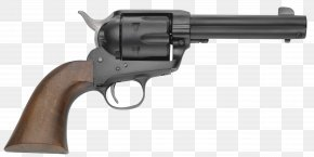 Weapon - Revolver Trigger Firearm Colt Single Action Army .45 Colt PNG
