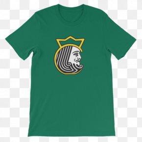 Bull King Cotton - T-shirt Clothing Sleeve Unisex PNG