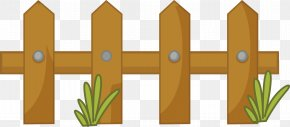 Fence Vector - Cartoon Comics Drawing PNG