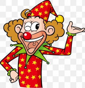 Character Clown - Clown Circus Clip Art PNG