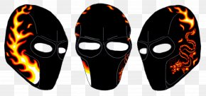 Mask - Army Of Two Mask Masquerade Ball PNG