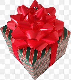 Birthday Present - Gift Wrapping Christmas Box PNG