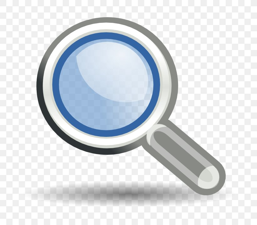 Magnifying Glass Web Search Engine Clip Art, PNG, 720x720px, Magnifying Glass, Bing, Free Content, Glass, Hardware Download Free