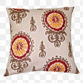 Pillow - Throw Pillows Cushion Textile Oenpelli PNG