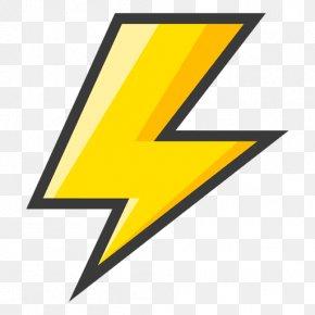 Lighting - Lightning Bolt Symbol Clip Art PNG