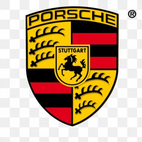 Porsche Logo Png 1200x1200px Porsche Area Black And White Brand Decal Download Free