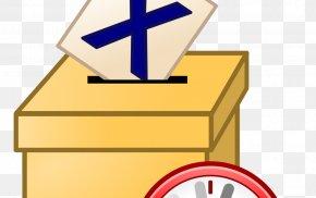 The Ballot Box - Voting Machine Election Ballot Box Voter Registration PNG