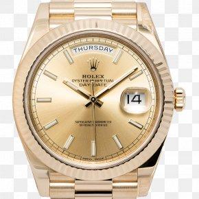 Rolex - Rolex Submariner Rolex GMT Master II Watch Rolex Day-Date PNG