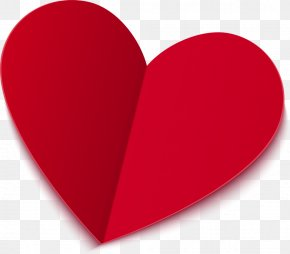 Valentine's Day Vector Material - Heart Valentine's Day Clip Art PNG