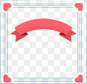 Vector Hand-drawn Borders And Banners - Euclidean Vector Web Banner Icon PNG