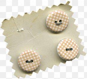 Buttons And Paper - Paper Label Placard Washi Papel De Carta PNG