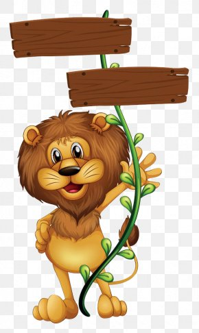 A Lion With A Rope Grip - Lion Royalty-free Clip Art PNG