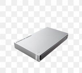 5.0 Gbps (USB 3.0) / 480 Mbps (USB 2.0)External Storage - Hard Drives LaCie Porsche Design Mobile Drive 1 TB External Hard Drive PNG