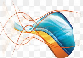 Science And Technology Lines Background - Science And Technology Science And Technology Line Euclidean Vector PNG