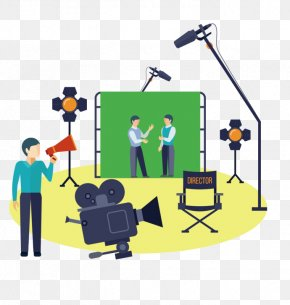 Filming - Vector Graphics Stock Illustration Royalty-free Film Stock Photography PNG